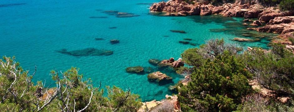 Sardinian Sea Ogliastra